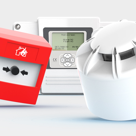 Wireless Fire Detection