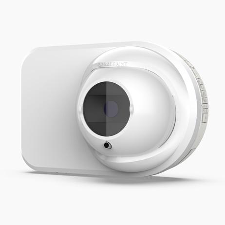 New OSID Xtralis OSI-10 Open-area Smoke Imaging Detection
