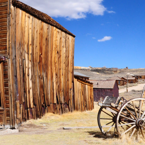 Linear Heat Detection in Ghost Town Tourist Attractions