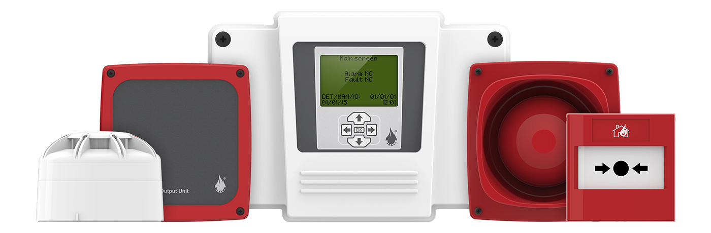 Wi-Fyre Hybrid Fire Detection