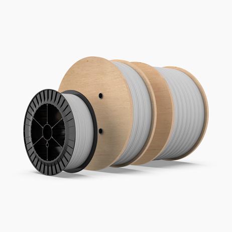 FyreLine White PVC Linear Heat Detection Cable
