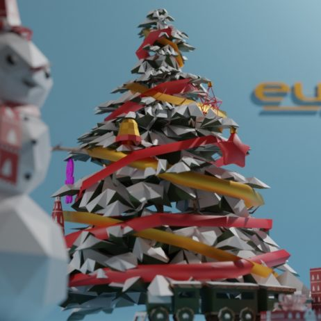 Merry Christmas from Eurofyre – 2019