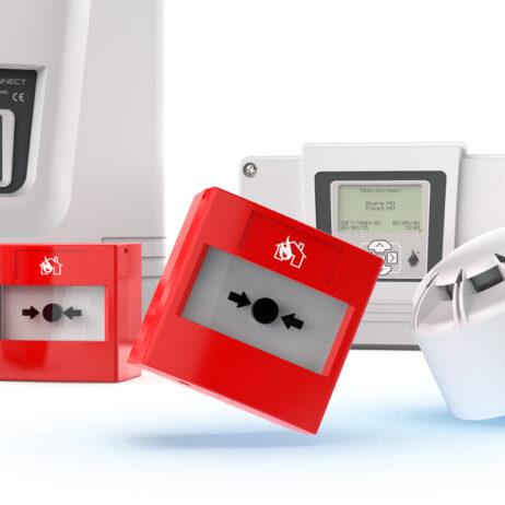 Wireless & Addressable Fire Alarm System Integration