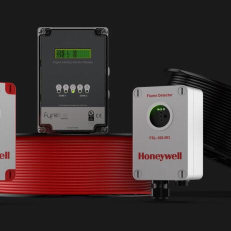 Linear Heat Detection & Flame Detection Integration