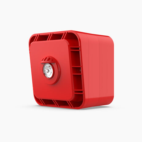 Red Xtratone Sounder Beacon