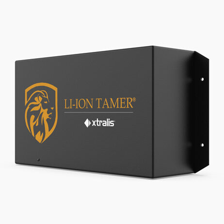 Li-ion Tamer Controller