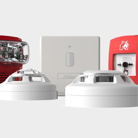 UL Fire Alarm Devices