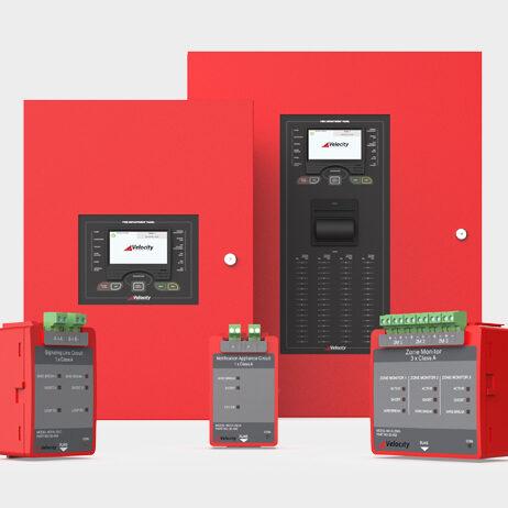 UL Fire Alarm Panels & Modules