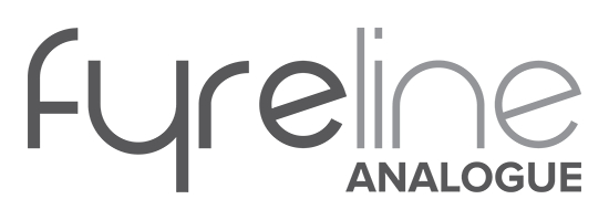 FyreLine Analogue Logo