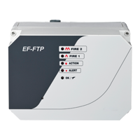 EF-FTP Aspiraiting Smoke Detector