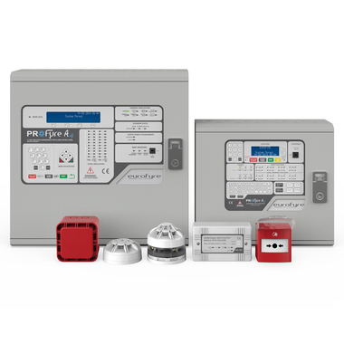ProFyre Analogue Addressable Fire Detection and Alarm Systems