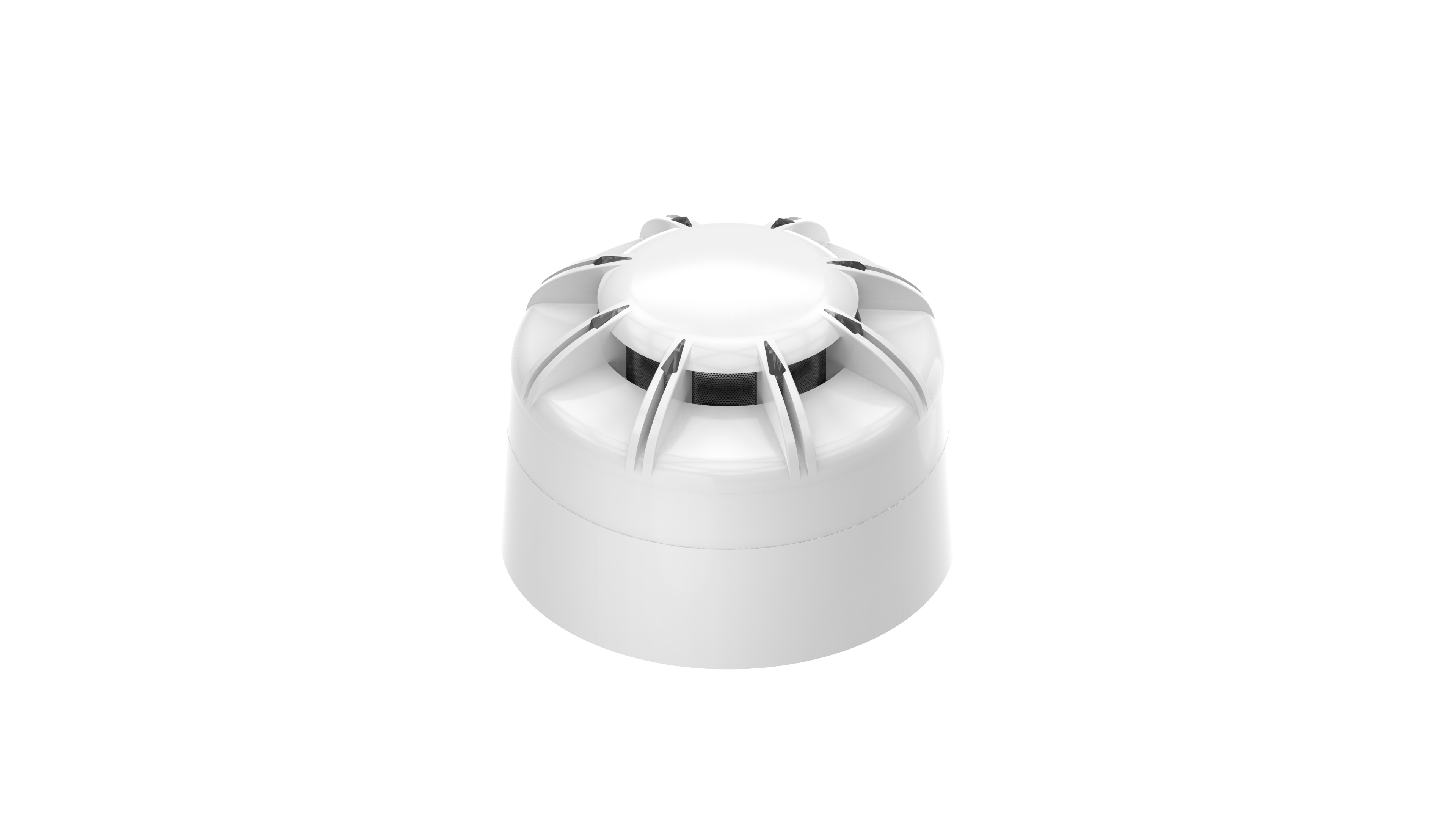 Wireless Optical Smoke Detector