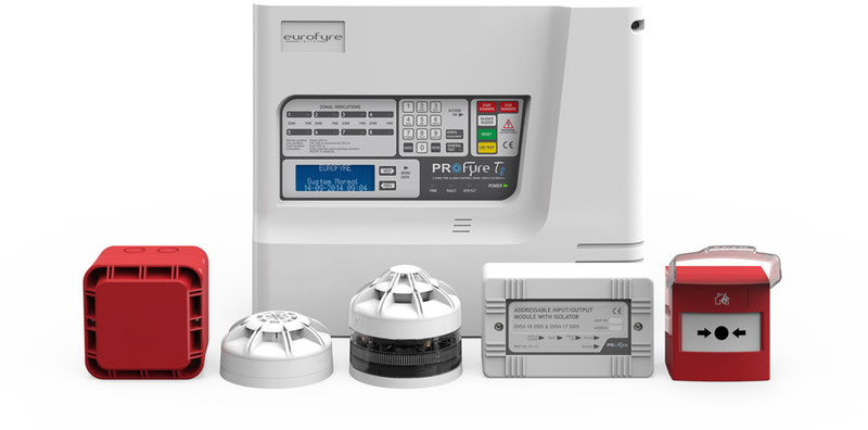 Profyre Fire Alarm System