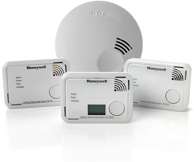 Honeywell X-Series Heat, Smoke and CO Alarms