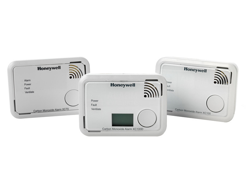 Honeywell CO Alarms