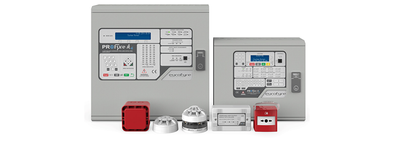 ProFyre A2 Analogue Addressable Fire Alarm System