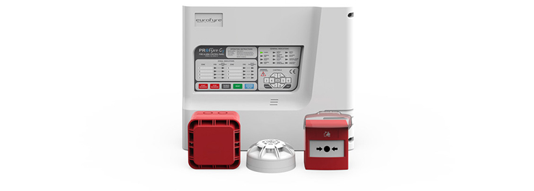 ProFyre C8 Conventional Fire Alarm System