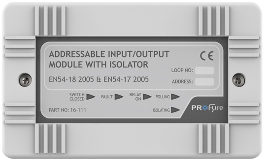 ProFyre Input/Output Module with Isolator
