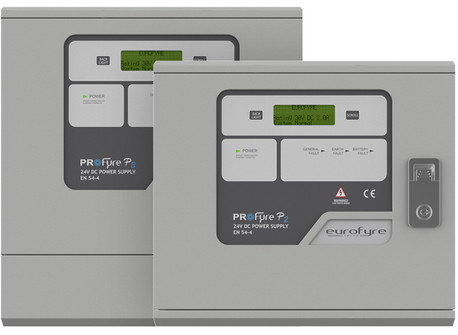 ProFyre P2 & P5 Power Supply Units