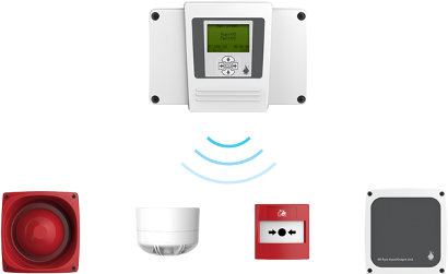 Wi-Fyre Wireless Fire Detection